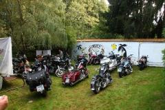 День рождение клуба Harley Davidson Калининград